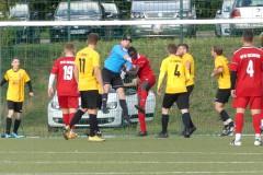 FC Varnhalt - VfR Achern (Liga - 27.09.2020)