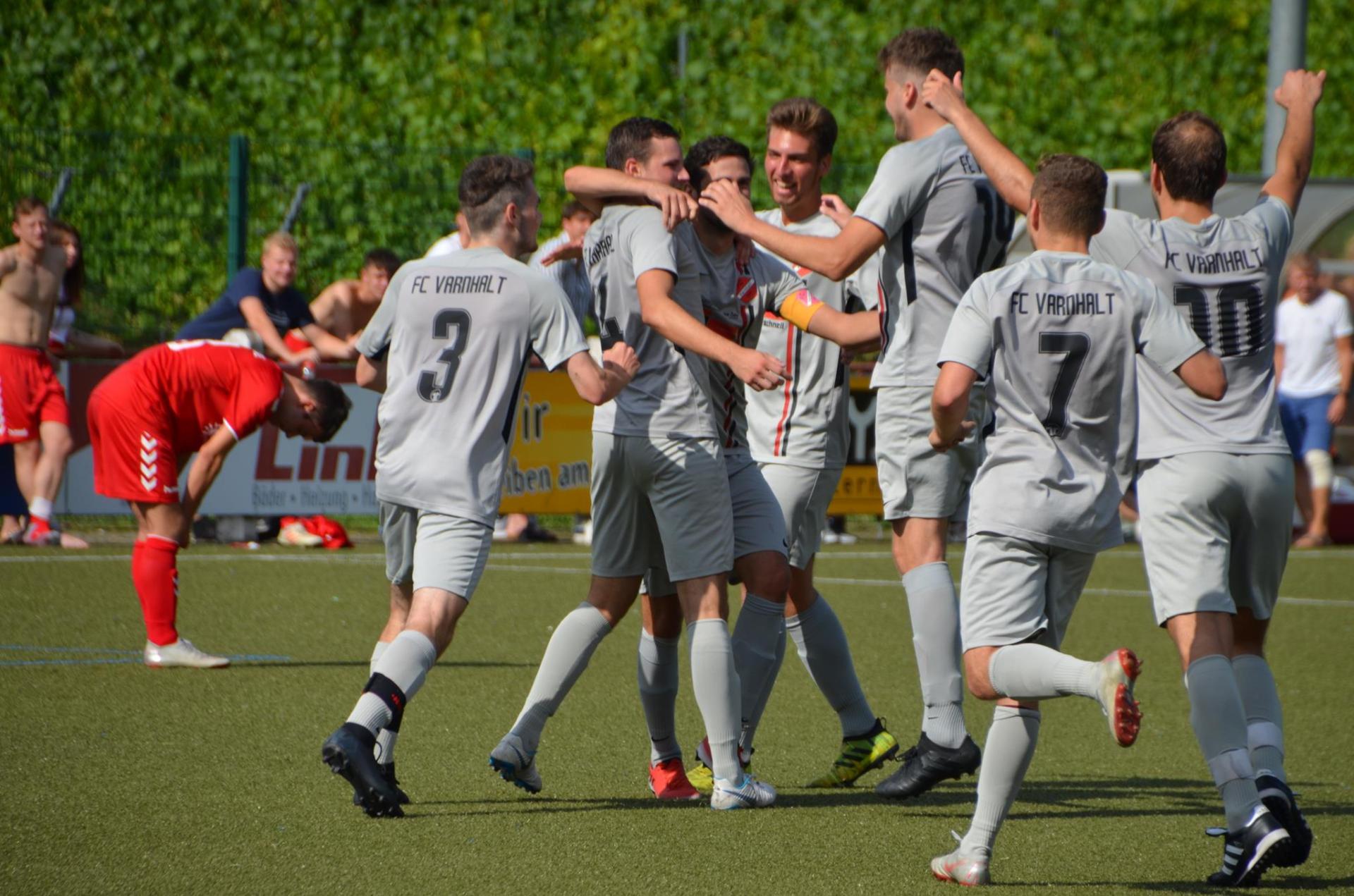 FC Varnhalt - Jubel
