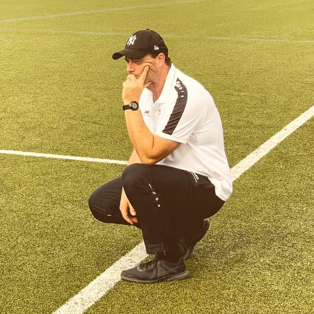 Trainer Udo Müller (2020/2021)