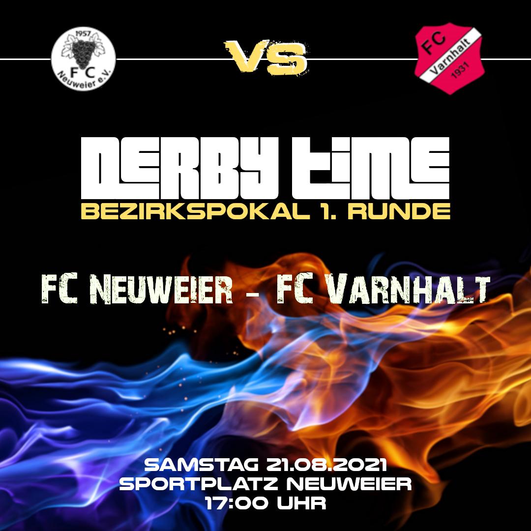 Bezirkspokal: FC Neuweier - FC Varnhalt