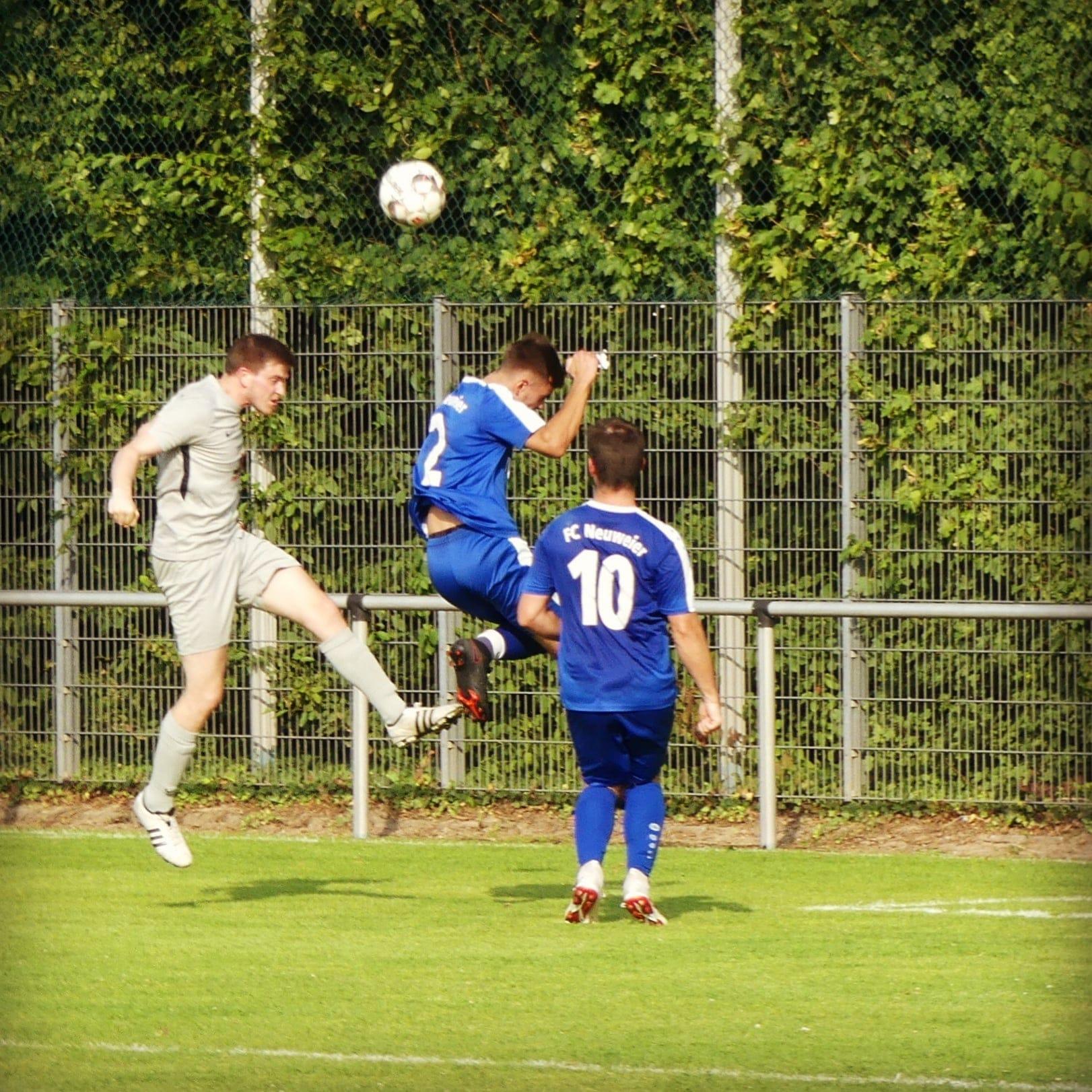 Bezirkspokal 2021 FCN-FCV