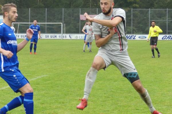 Kreisliga 2021 SVU2- FCV
